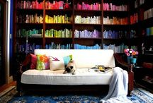 My Crayola Box / Color schemes for every room in the house! / by Red Couch Interiors