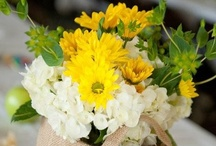Wedding Flowers- Yellow Palette
