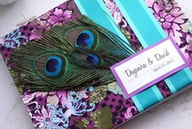 peacock wedding / by Jackie Davis