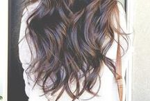 Hairr. <3 / by Abbie Standley