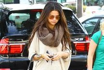 Selena Gomez Style & Fashion / Selena Gomez Style, Fashion & Looks - Celebrity Style Guide / by Celebrity Style Guide