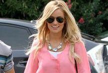 Bachelorette Emily Maynard Style & Fashion / by Celebrity Style Guide