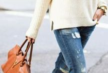 Street Style Love / Fashion, Style, Clothing, Outfits  / by Celebrity Style Guide