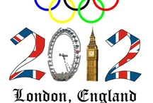 """Olympics 2012-""""Let the Games Begin"""" / Games of the 30th Olympiad--The summer olympics begin Friday, July 27, 2012 and end Sunday, August 12, 2012 in London, England / by Nadine Staley"""