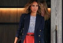 Jessica Alba Style & Fashion / Jessica Alba Style & Fashion  / by Celebrity Style Guide