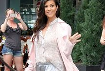 Kourtney Kardashin Style & Fashion / Kourtney Kardashin Fashion, Style, Clothing, Outfits  / by Celebrity Style Guide