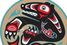 PNW Native American Art / by Nancy Solla