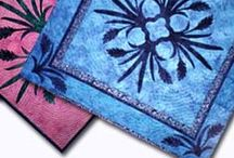 ✿⊱HAWAIIAN  QUILTS⊰✿ / by Lara Probert