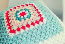 Crochet - grannies