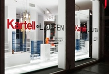 Milan Design Week 2013 / As we launch Kartell by Laufen to the international design community we pick out some of our favourite images from the week. 09_14 April 2013. #kartellbylaufen #design #mdw13 #fuorisalone