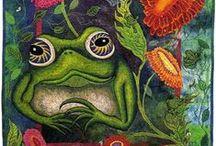 sewing - quilt art