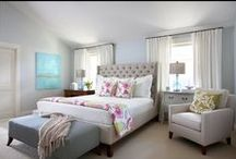 Bedroom Inspiration / by Celebrity Style Guide