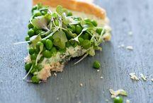 All Things Veggie! (Vegetarian & Vegan recipes) / by Shanda Ojevan