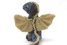 Useful tutorials for knitted toys