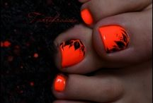 PEDICURE NAILS / by Mary Thailand