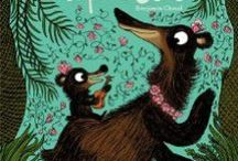 children's books / Books I've read with my children, that we've enjoyed for story and illustration