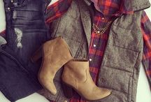 Fall/Winter Style / by Ashley Irvin