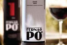 Adega Fernão Pó | Winery / A Adega Fernão Pó é uma empresa familiar dedicada à produção de vinhos gastronómicos e genuínos, sem concessões à facilidade. A nossa filosofia é simples: criar o vinho perfeito para a mesa.  Fernão Pó Winery is a family business dedicated to producing genuine gastronomic wines, without compromise. Our philosophy is simple: to create the perfect wine for the table.  www.fernaopo.pt / by Wine & Shine