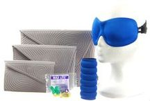 Sleep Mask and Travel Kits / Ideas for Travel Kit Solutions- A small change will make the difference  / by Dream Essentials
