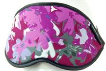 Sleep Mask Spring Designs / Put some color in your sleep routine. Beautiful designs  / by Dream Essentials