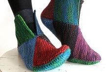 Easy knitting / Knitting projects for beginers - inventive and interesting patterns and constructions.