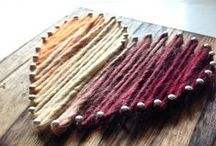 What to do with handspun yarn? / Knitting, weaving and crochet projects, whitch look really nice made of handspun and handdyed yarn