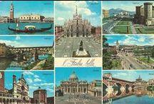 World -my postcard collection / Z mojej zbierky pohľadníc