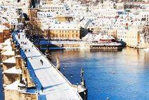 Praha -Prague / Moje obľúbené krásne mesto