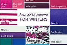 Color type- winter / farebná typológia pre mňa