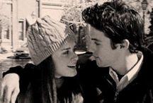 Gotta love those Gilmore Girls ;) / Loralei and Luke. Rory and Jess / by Nikki Kooienga