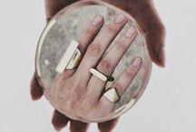 ADORNMENT / jewellery and pretty trinkets