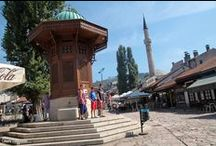 Chiara Viaggiante - Sarajevo 2015 / photo of my first time in Sarajevo - August 2015