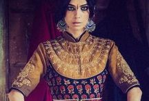Styled in Orient / oriental inspiration to western clothing