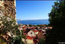 Chiara Viaggiante - Omiš / Photopost about Omiš (Croatia) - august 2011