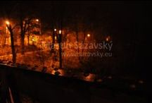 Night Photography by Martin Sazavsky