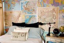 home - travel theme