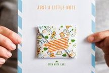 Packaging Ideas / by Jane Marie Photography