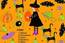 Halloween / by Ziggity Zoom