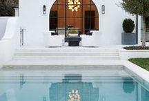 backyard / Back yard, porch, pool, outdoor living CorieClark.com Creator of Purposeful Planner