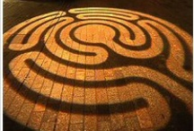 LaByRiNtH / The symbolism of the labyrinth, like life, is convoluted and ambiguous. Yet it points to the greater, transcendent reality of which it speaks. / by Lani E.