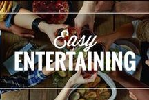 Easy Entertaining / Follow these time-saving tips and recipes to host a hassle-free event you'll actually get to enjoy with your guests. / by Rayovac