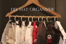 Organizing/ Cleaning / More organization in your daily life can bring you peace...