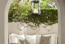 Yard & garden / by Christine Pysz