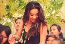 Somaly Mam / by Shay Mitchell