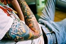 Tattoos  / by Thomas Frauenfeld