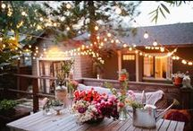 Outdoor living / by Shay Mitchell