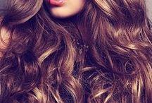 #HairStuff / by queenie chan
