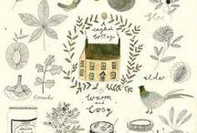 Illustrations / by Stephanie Steinhauer