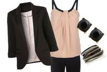 Working Style / What to wear to work. Professional and stylish go hand in hand!