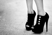 Sexy Heels / by Trisha Wofford